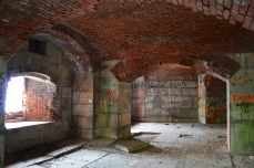 Fort Montgomery Interior