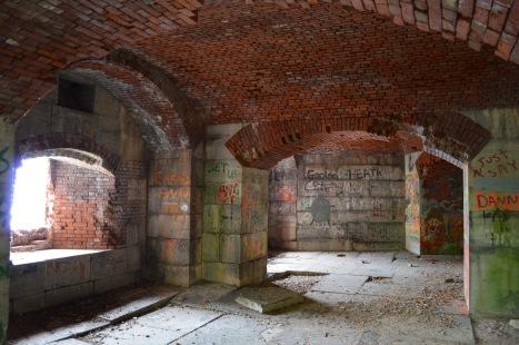 Fort Montgomery Interior