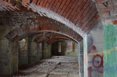 Fort Montgomery halls