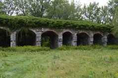 Fort Montgomery arches