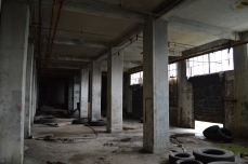 Newark Denaturing Plant Ground Floor