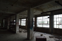 Newark Denaturing Plant Second Floor