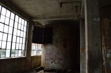 Newark Denaturing Plant Vat