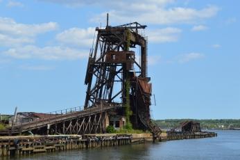 McMyler Coal Unloader