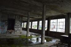 Newark Denaturing Plant Top Floor