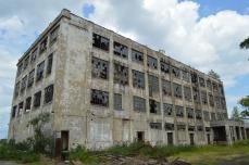 Newark Denaturing Plant