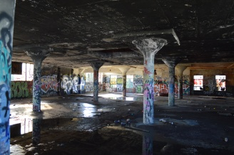 Abandoned Pittsburgh Plate Glass Factory, Newark
